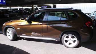 Unfall Ford Fiesta