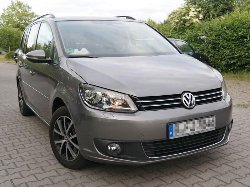 Kostenvoranschlag oder Gutachten VW
